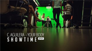 C. Aguilera - Your Body - Showtime